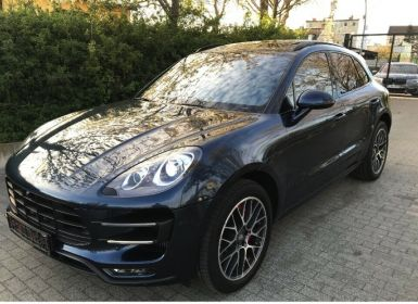 Achat Porsche Macan TURBO 3.6 400 CH TOIT PANORAMIQUE Occasion
