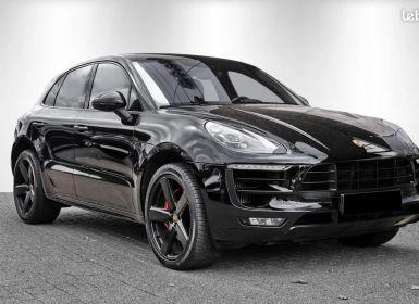 Vente Porsche Macan turbo 3.6 v6 400 ch pdk 1 main etat neuf tva recuperable Occasion
