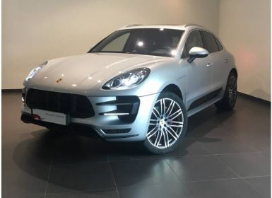 Achat Porsche Macan Turbo 3.6 V6 400 ch PDK Occasion