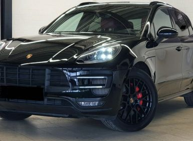 Achat Porsche Macan Turbo 3.6 V6 400ch Toit PANO/ BOSE/Pack Sport Chrono Occasion
