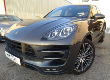 Vente Porsche Macan TURBO 400CH 3.6L PDK/ FULL Options Occasion