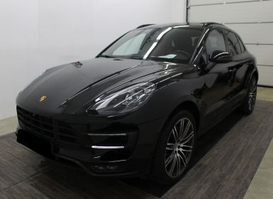 Achat Porsche Macan Turbo 400ch LED- Toit PANO -Pack Sport Chrono- BOSE-21' Occasion