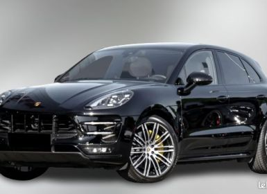 Porsche Macan turbo exclusive performance edition 3.6 v6 440 ch pdk exclusive manufaktur full
