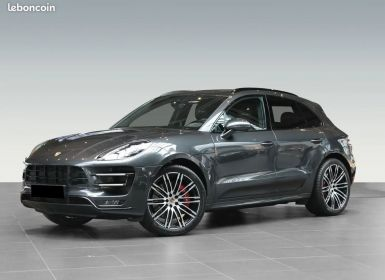 Achat Porsche Macan TURBO PACK PERFORMANCE 3.6 V6 440 CH PDK 8 300 km FULL APPROVED 25/11/2021 Occasion