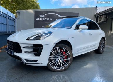 Vente Porsche Macan TURBO PACK PERFORMANCE 3.6 V6 440 CH PDK Exclusive Manufaktur FULL OPTIONS 1M Occasion