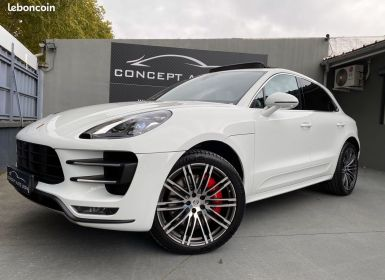 Vente Porsche Macan turbo pack performance 3.6 v6 440 ch pdk full option Occasion