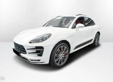 Vente Porsche Macan turbo pack performance 3.6 v6 440 ch pdk pack sportdesign full 1 main tva Occasion
