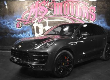 Achat Porsche Macan TURBO PACK PERFORMANCE 440CV Occasion
