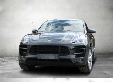 Vente Porsche Macan TURBO PDK Occasion