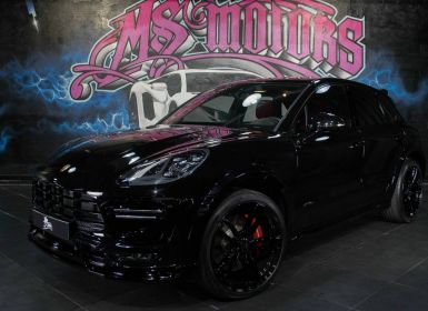 Vente Porsche Macan TURBO PERFORMANCE 440 TECHART Occasion