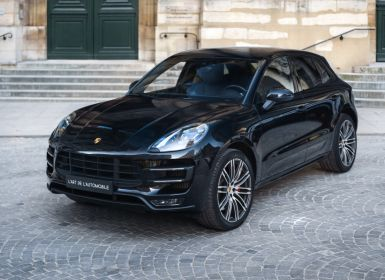 Vente Porsche Macan Turbo *Pack Performance* Occasion