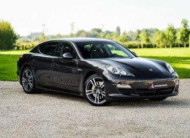 Porsche Panamera Diesel /Suspension Pneumatique / Cuir Naturel / Caméra De Recul / Bi-Xénon