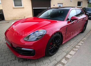 Porsche Panamera GTS Sport Turismo, ACC, Affichage tête haute, 360°, Roues AR directrices, BOSE, MALUS PAYÉ