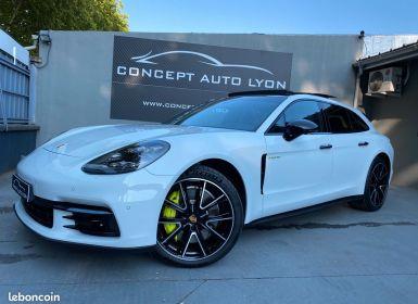 Achat Porsche Panamera II SPORT TURISMO 4 E-HYBRID 462 CH 1 main tva échappement sport full options Occasion