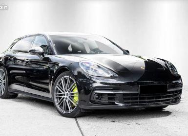 Achat Porsche Panamera II SPORT TURISMO 4 E-HYBRID 462 CH TVA Récup 1 main 2019 7658 km full options Occasion