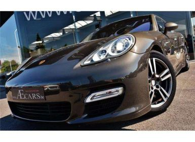 Vente Porsche Panamera TURBO - PDK - 1 OWNER - FULL - BELGIAN CAR Occasion