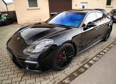 Vente Porsche Panamera Turbo, Porsche Approved, Roues AR directrices, Chrono, Matrix LED, ACC, SoftClose, Carbone, Burmester, Divertissement AR Occasion