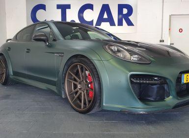 Vente Porsche Panamera Turbo Techart Grand GT-22″ Occasion