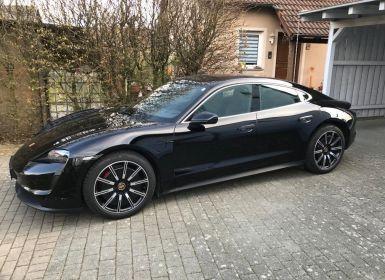 Achat Porsche Taycan 4S, Batterie Performance Plus, Toit panoramique, Régulateur adaptatif, Chargeur Occasion