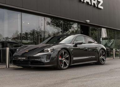 Porsche Taycan 4S PERF+ - HUD - MATRIX - CHRONO - BOSE - ACHTERAS - INNO - PANO Occasion