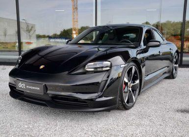 Vente Porsche Taycan 4S Perf Bat 93 kWh Pano 21'Alu Chrono Keyless Occasion