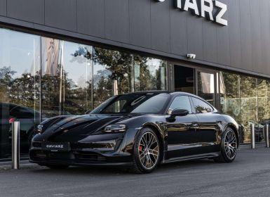 Porsche Taycan 4S - PERF.BATT - INNODRIVE - LEDER - CHRONO - BOSE - DISPLAY Occasion