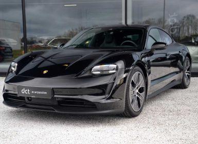 Vente Porsche Taycan Perform Bat Airsus 14 Way Pano 22kWCharg Occasion