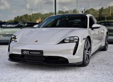 Vente Porsche Taycan PerformBat Airsuspension 20'Alu Pano 22kW Occasion