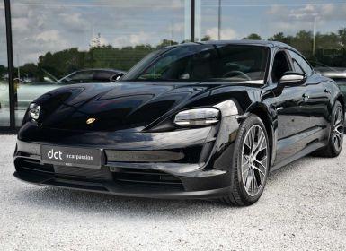 Vente Porsche Taycan PerformBat Sport Chrono PassengerDisplay Pano 22kW Occasion