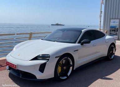 Vente Porsche Taycan Turbo S – 7.800 kms Occasion