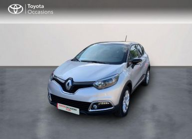 Achat Renault Captur 0.9 TCe 90ch Stop&Start energy Cool Grey Euro6 114g 2016 Occasion