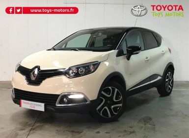 Acheter Renault CAPTUR 1.2 TCe 120ch Stop&Start energy Intens EDC Euro6 2016 Occasion
