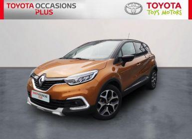Vente Renault Captur 1.3 TCe 150ch FAP Intens EDC Occasion