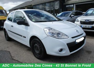 Voiture Renault CLIO III UTILITAIRE dCi (75ch) eco² 90g Occasion