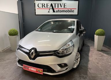 Renault Clio IV 0.9 TCe 90 CV LIMITED 12 000 KMS Occasion