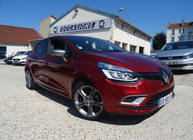 Achat Renault CLIO IV 1.2 TCE 120CH ENERGY INTENS 5P Occasion