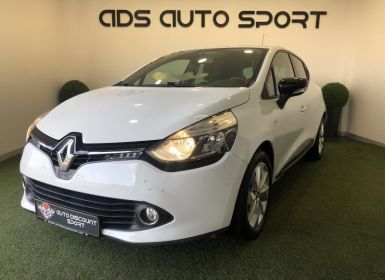 Vente Renault Clio IV Limited Occasion