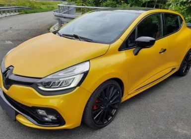 Vente Renault Clio RS IV 1.6 TURBO 220 TROPHY EDC Occasion