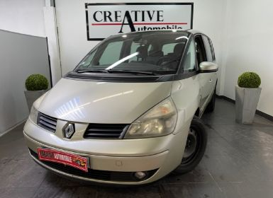 Vente Renault Espace IV 2.2 dCi - 150 Expression Occasion