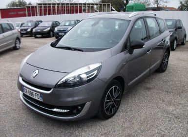 Vente Renault Grand Scenic 1.5 DCI 110CH ENERGY BOSE ECO² 7 PLACES Occasion