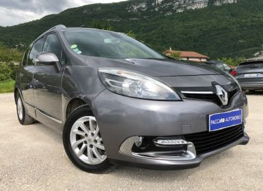 Vente Renault Grand Scenic 1.6 DCI 130cv ENERGY BUSINESS 7 places Occasion