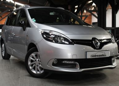 Acheter Renault Grand Scenic 3 III (3) 1.5 DCI 110 LIMITED 7PL Occasion