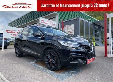 Vente Renault Kadjar 1.2 TCE 130CH ENERGY BLACK EDITION EDC Occasion