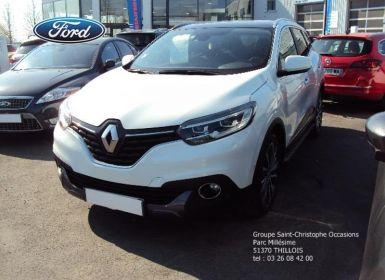 Acheter Renault Kadjar 1.6 dCi 130ch energy Intens 4WD Occasion