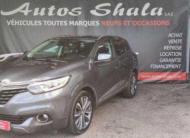 Vente Renault Kadjar 1.6 DCI 130CH ENERGY INTENS X-TRONIC Occasion