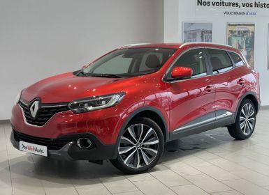 Achat Renault Kadjar dCi 130 Energy X-Tronic Intens Occasion