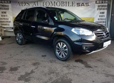 Achat Renault KOLEOS 2.0 DCI 150 4X4 FAP Carminat Euro 5 Occasion