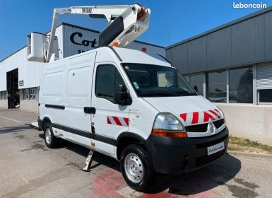 Achat Renault Master 2 nacelle Time France panier 2 personnes Occasion