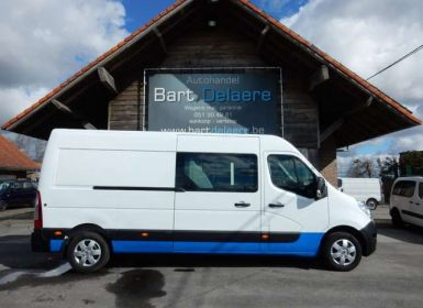 Renault Master 2.3dci L4H2 dubbel cabine 7pl (13900Netto+Btw/Tva) Occasion