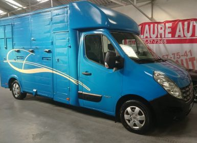 Renault Master Camion chevaux 2 places